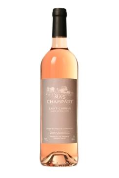AOC Saint-Chinian, Mas Champart, Rosé