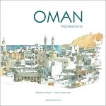 Couverture du livre Oman Impressions. Géraldine Garçon et Daniel Mielniczek.
